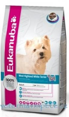 Eukanuba Dog Breed West Highland White Terrier