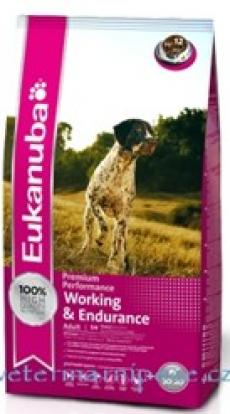 Eukanuba Platinum Performance Adult Working/Endurance