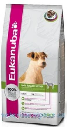 Eukanuba Dog Breed Jack Russel Terrier