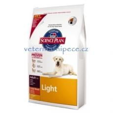 Hills Canine Adult Light Large Breed