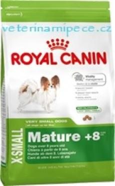 Royal canin X-Small Mature+8