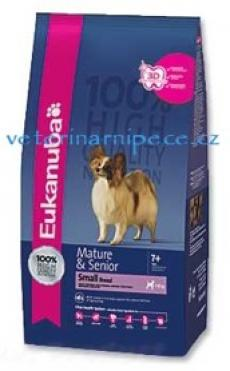 Eukanuba Dog Mature&Senior Small