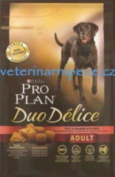 Proplan Dog Duo D�lice Salmon/Rice
