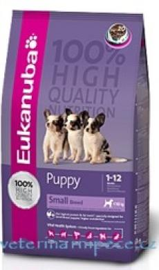 Eukanuba Dog Puppy+Junior Small Breed
