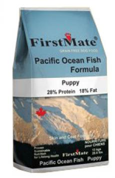 First Mate Dog Pacific Ocean Fish Puppy