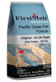 First Mate Dog Pacific Ocean Fish Original