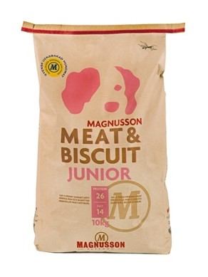 Magnusson Meat&Biscuit Junior