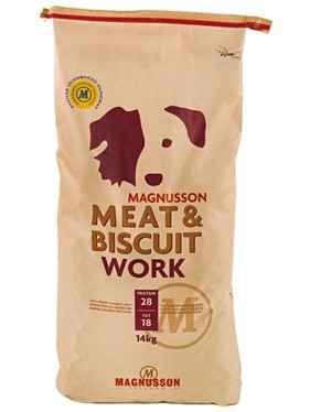Magnusson Meat&Biscuit Work