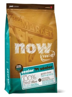 NOW FRESH Grain Free Large Breed Senior