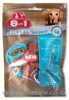Pochoutka 8in1 Fillets pro breath