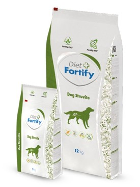 Fortify Diet Dog Struvite